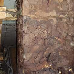 Důsledek použití bezvložkového zděného komínu