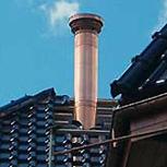 Atypické a měděné komíny