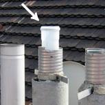 Plastové komíny